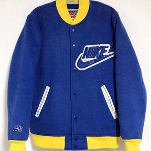 Supreme Nike Varsity Jacket 2007